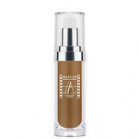 Base Liquida Make Up Atelier Paris a Prova D'Água (Dark) - FLWTN3