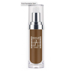 Base Liquida Make Up Atelier Paris a Prova D'Água (Dark) - FLWTN5