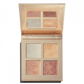 Paleta de Iluminadores Makeup Revolution - Face Quad Incandescent