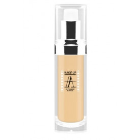 Base Liquida Make Up Atelier Paris a Prova D'Água (Yellow) - FLW1Y
