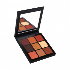 Paleta de Sombras Obsessions Huda Beauty - Warm Brown