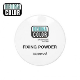 Fixing Powder Dermacolor Kryolan 20gr - P3