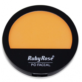 Pó Facial Ruby Rose - Cor 18