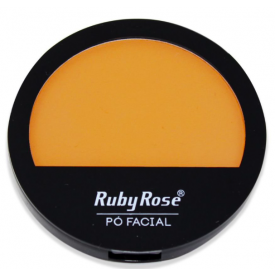 Pó Facial Ruby Rose - Cor 15