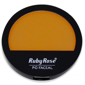 Pó Facial Ruby Rose - Cor 16