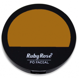 Pó Facial Ruby Rose - Cor 17