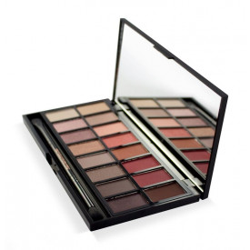 Paleta de Sombras Neutral Makeup Revolution