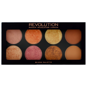 Paleta Makeup Revolution Ultra Palette Golden Sugar 2 - Blush, Bronzer e Iluminador
